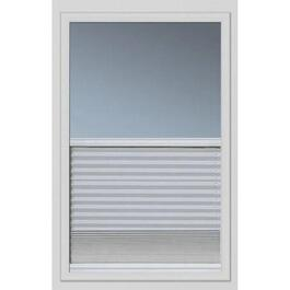 "22"" x 36"" Door Lite, with Raise or Lower Miniature Blind thumb"