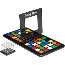 Rubik's Race Family Board Game thumb