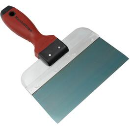 "8"" Durasoft Blue Steel Drywall Knife thumb"