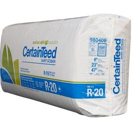 "R20 x 23"" Fiberglass Insulation, covers 75.07 sq. ft. thumb"