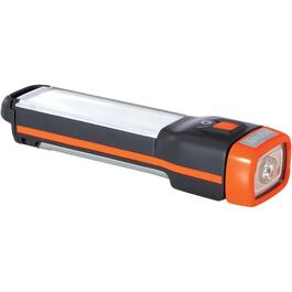 LED Weather Resistant 3 in 1 Area/Task/Flashlight with 4 AA Batteries thumb