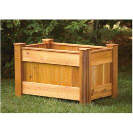 2'H x 2'W x 3'L Pressure Treated Raised Planter Package thumb
