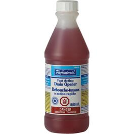 500mL Fast Acting Drain Cleaner thumb