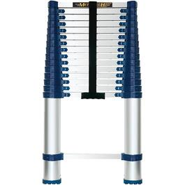 15-1/2' Aluminum Telescopic Ladder thumb
