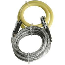 Log Choker Cable, with 2 Tow Rings thumb