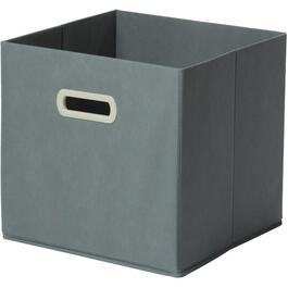 Grey Fabric Non-Woven Storage Drawer thumb
