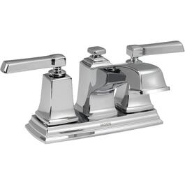 Boardwalk Chrome 2 Handle Lavatory Faucet thumb