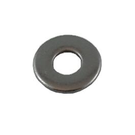 25 Pack #6 18.8 Stainless Steel Flat Washers thumb