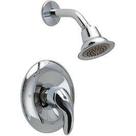 Villeta Chrome Pressure Balance Shower Faucet thumb