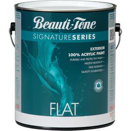 3.48L Flat Medium Base Exterior Latex Paint thumb
