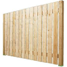 6' Green Pressure Treated Jasper Fence Package thumb