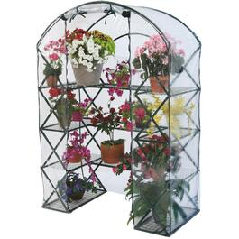 6-1/2' x 4-1/2' x 2-1/2' X-Up Portable Greenhouse thumb