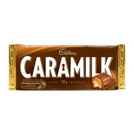 50g Caramilk Chocolate Bar thumb