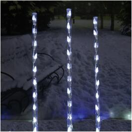 3 Pack LED Pure White C6 Path Markers thumb