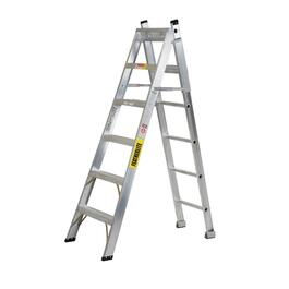 6' #1 Aluminum 3-Way Ladder thumb