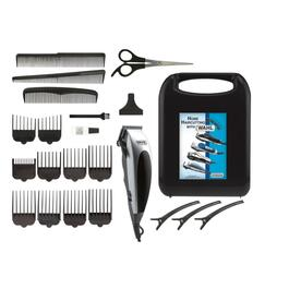 22 Piece Home Pro Haircut Kit with Case thumb