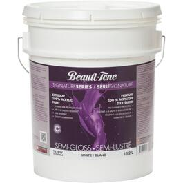 18.2L White Base Semi-Gloss Exterior Latex Paint thumb