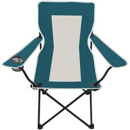 Blue and Grey Kids Camping Chair thumb