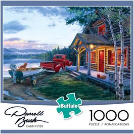 1000 Piece Darrell Bush Puzzle, Assorted Puzzles thumb
