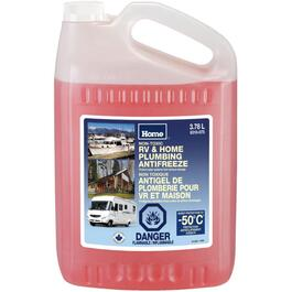 3.78L -50 Degrees RV Plumbing Antifreeze thumb