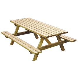 6' Spruce Picnic Table Package thumb