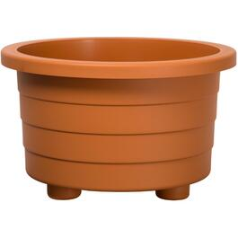 "18"" Terracotta Round Patio Planter thumb"