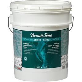 17.0L Flat Finish Clear Base Exterior Latex Paint thumb