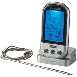 Digital Wireless Poultry Meat Thermometer thumb