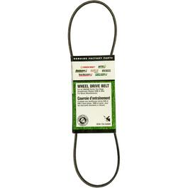 Wheel Drive Belt for 500+600 Series Snow Thrower thumb