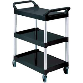 200lb Capacity Utility Cart, with Casters thumb