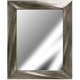 "24"" x 30"" Brooklyn Pewter Wall Mirror thumb"