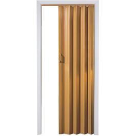 "48"" x 80"" Via Oak Folding Door thumb"