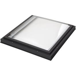 "28"" x 28"" Fixed Curb Mount Acrylic Dome Skylight thumb"