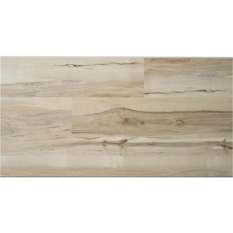 "INSTYLE:19.05 sq. ft. 6"" X 48"" Bellows Forge and Anvil Waterproof WPC Vinyl Plank Flooring"