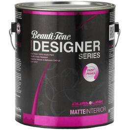 3.48L Medium Base Matte Finish Interior Latex Paint thumb