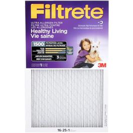 "1"" x 16"" x 25"" Ultra Furnace Filter thumb"