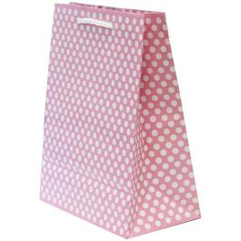 Medium Dots Gift Bag, Assorted Colours thumb