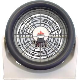 "10"" Turbo-Aire Tabletop/Wall Mount Fan thumb"