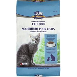 9.1kg Tail Waggers All Life Stages Dry Cat Food thumb