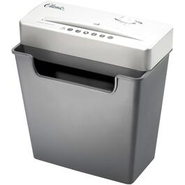 6 Sheet Strip-Cut Paper Shredder thumb