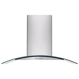 "30"" Stainless Steel Wall Mount Range Hood thumb"
