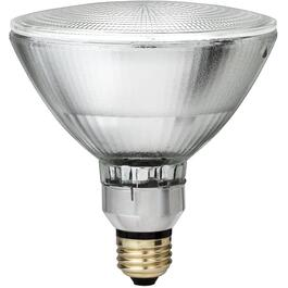 39W PAR38 Medium Base Halogen Dimmable Flood Light Bulb thumb