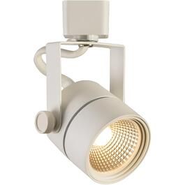 Sora White Track Head Light Fixture thumb