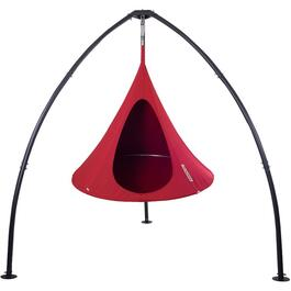 Chili Red Single Hang Hammock thumb