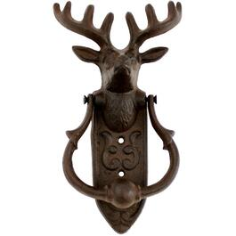 Cast Iron Deer Door Knocker thumb