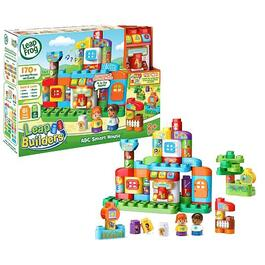 English Version Leapbuilders ABC Smart House Playset thumb