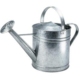 10L Embossed Galvanized Watering Can thumb