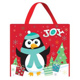 "17 "" x 19"" Non-Woven Christmas Gift Bag, Assorted Designs thumb"