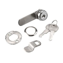 "5/8"" Chrome Utility Drawer Lock thumb"