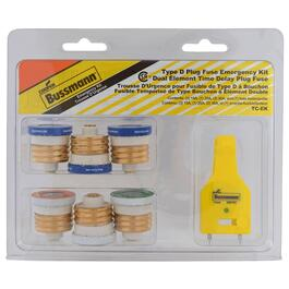 Plug Fuse Emergency Kit thumb